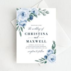 Wedding invitations are an important part of your wedding and should not be picked out without giving it serious consideration. The Wedding invitation you choose will set the tone for your wedding… Wedding Invitations Online, Floral Wedding Invitations, Wedding Invitation Templates, Wedding Stationery, Wedding Pins, Diy Wedding, Wedding Day, Luxury Wedding, Wedding Anniversary