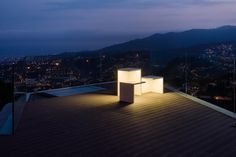 Lighting Furniture by Vibia