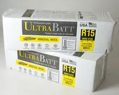 "Mineral Wool Batts - the online price to be about $31 per 40 square feet in the 3-1/2"" batts, or about $0.77 per square foot. This compares with unfaced CertainTeed fiberglass batts at about $23 for 88 square feet, or $0.26 per square foot. The installed cost of dense-pack cellulose, meanwhile, is typically $1-2 per square foot for a 2x4 wall"