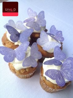 Hey, I found this really awesome Etsy listing at https://www.etsy.com/listing/153840132/20-purple-edible-butterflies-purple