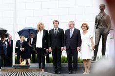 Il s'agit pour eux d'incarner au mieux la candidature française pour les JO 2024
