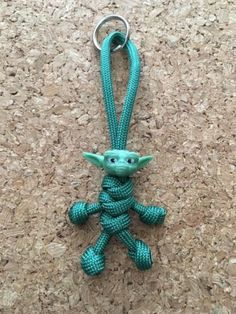 Star Wars Paracord Keychain/ Purse Charm Handmade Inspired by Me