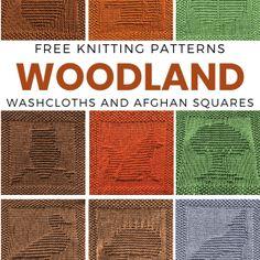 Unicorn Knitting Pattern, Animal Knitting Patterns, Dishcloth Knitting Patterns, Crochet Dishcloths, Knitting Charts, Knitting Toys, Knitting Needles, Knit Patterns, Knitted Washcloth Patterns