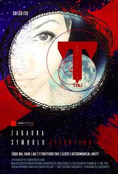 Zagadka symbolu T/Tau/Tor New World Order, Unity, Wordpress, Movie Posters, Astronomy, Poster, Film Poster, Billboard, Film Posters