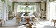 These interiors will forever be warm, rustic, and inviting.
