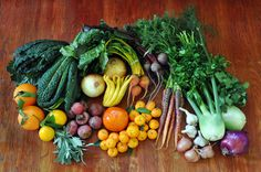 Healthy Eating Tip: Make Snacks All About Vegetables and Fruits (article has a few examples)