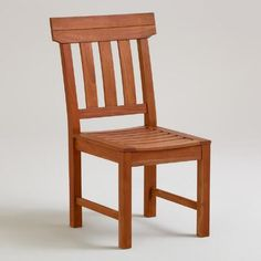 One of my favorite discoveries at WorldMarket.com: Catalina Dining Side Chair, Set of 2