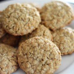 Soft Oatmeal Cookies - Allrecipes.com