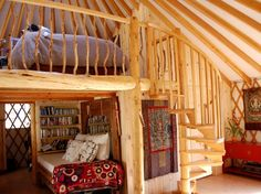 Living off the grid in a yurt | Off The Grid Stories