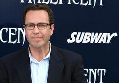 Ex-Subway Spokesman to plead to guilty to - child pornography.  Raid - Matt Sayles/Invision/AP