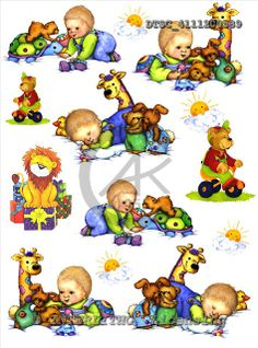 Hans, BABIES, paintings, DTSC4111200589,#b#