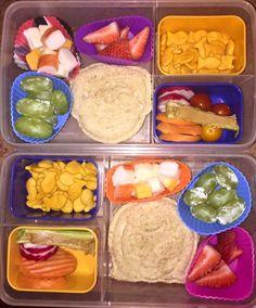 #LunchBoxYum #Annies #BentoGoodness #SchoolLunch  Bento School Lunches by Meagan Johnson