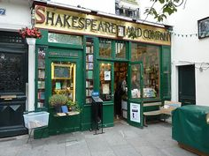 Shakespeare & Co, Paris