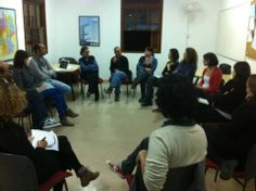 Bate-papo com convidados. Curso Produção Cultural Projecta + Palco de Papel - Edição 2013