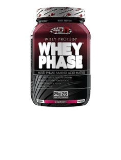 If you want to take your physique to the next level, you need perfect amount of 4 Dimension Nutrition Whey Phase.