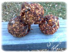 Featherbee Farm Bore No More Balls-DIY chicken treats Flock Block Knock Off-Perfect for small coops!