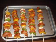 Ketogenic Diet Recipes: Paprika Chicken Kebabs