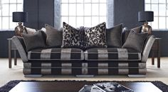 www.lpcfurniture.co.uk. LPC Furniture are proud to announce we stock upholstery sourced from the wonderfully elegant British company 'Ashley Manor'. Lansdowne-Extravagance-Grand-sofa1