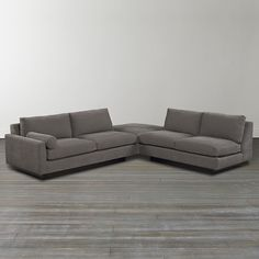 L-Shaped Sectional by Bassett Furniture