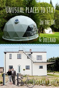 7 weird and wonderful places for a holiday in the UK&Ireland - Just Can't Settle