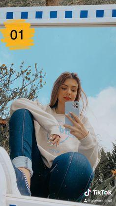 Creative Portrait Photography, Portrait Photography Poses, Photography Poses Women, Photography Editing, Creative Instagram Photo Ideas, Instagram Photo Editing, Instagram Pose, Best Photo Poses, Girl Photo Poses