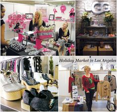 """Reports Mixed at Holiday Market in LA ~ The June Holiday market in LA is typically one of the smaller shows of the year, and that seemed to bear out for most during the June run of the #LA Fashion Market. But some showroom owners and reps reported steady business and a good turnout from major retailers, e-tailers and boutiques.    """"We were pleasantly surprised. We thought it would be a slow show""""…"""