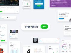Free-dashboard-UI-Kit