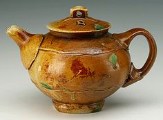 connelly pottery. great teapot!