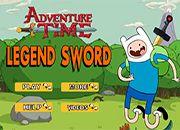 juegos Adventure Time Legend Sword
