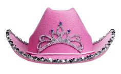 9027327723bd4 pink cowgirl princess hat. I would SO rock this one for Bailey Monterey  Jack Cheese