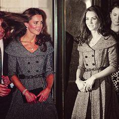 love this collar | Kate Middleton aka Princess Shinylocks of William