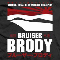 Japanese Bruiser