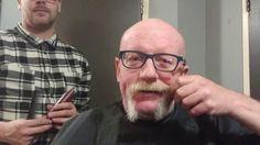 Shaving Off My Beard