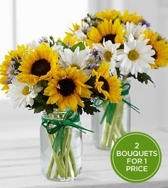 Need a great arrangement for that special occasion this summer.  These are our Best of Summer bouquets.