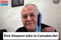 Cure Cancer With Cannabis THC, Not CBD Rick Simpson Delcares