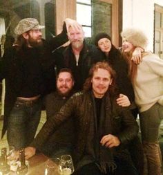 Outlander cast members