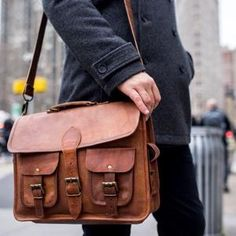 Brown Leather Satchel, Leather Briefcase, Leather Purses, Leather Handbags, Soft Leather, Leather Bag Men, Leather Book Bag, Laptop Briefcase, Leather Laptop Bag