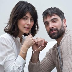 """Louis Vuitton Official on Instagram: """"#MakeAPromise Regram Alessandra Mastronardi and Luca Calvani make a promise to help children in urgent need with Louis Vuitton and @UNICEF @lamastronardi @lucalvani"""""""