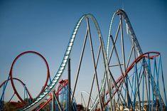 PortAventura Shambhala roller coaster - Mirror Online