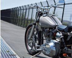 shovelhead Harley  FX