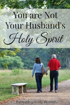 Is your husband's spiritual sin or lack of spiritual growth frustrating you? You don't have to sit by in silence. Here are five things you can do about it.