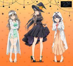 Halloween Cosplay - SeishunButaYarou