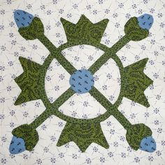 block from Afternoon Delight by Sue Garman: September 2012