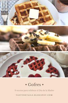 9 recetas de GOFRES para el Día de la Madre | Tasty details