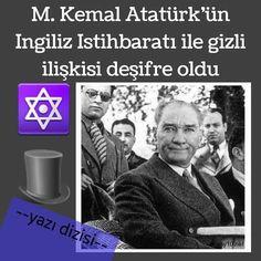 """Instagram'da Kenan Gümüş: """"t e k r a r y a y ı n l ı y o r u m M. KAMAL GİZLİCE İNGİLİZ İSTİBARATI İLE HEP GÖRÜŞÜYORDU ⚫M. Kemal Atatürk'ün İngiliz…"""""""