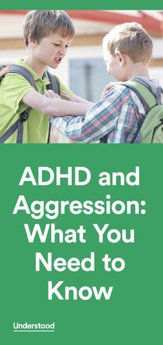 All kids can lose control of their emotions if they're feeling angry, hurt, frustrated or sad. But when some kids with ADHD (also known as ADD) get upset, their negative feelings tend to be stronger and last for a longer period of time. Some may respond to those strong feelings by becoming physically aggressive.