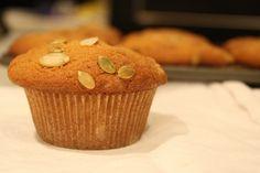 Pumpkin Muffins Recipe (Heather Christo Cooks)