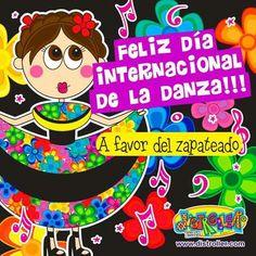 Feliz dia internacional de la danza
