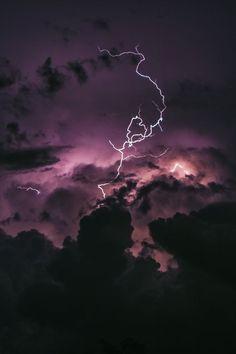White Lightning on a Black Cloud
