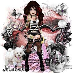Mabel'Tags Creations: Tag nº 646 marzo 2015